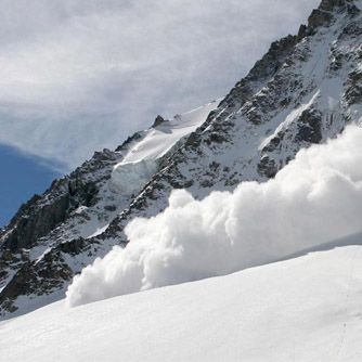 Cannon Against Avalanches