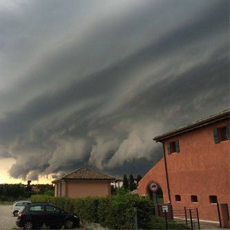 Severe Storms in Italy