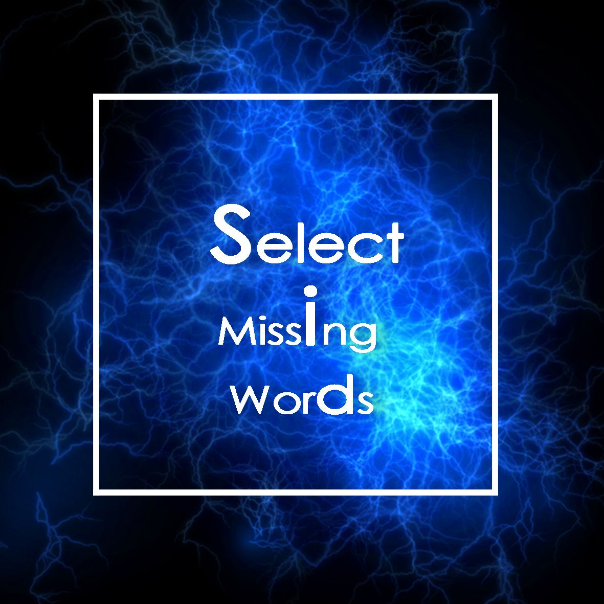 معرفی بخش Select Missing Word