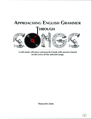 کتاب Approaching English Grammar Through Songs