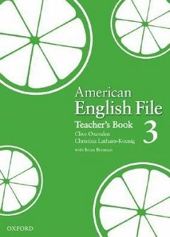 American English File Teacher's Book 3