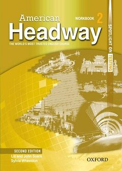 American Headway 2 Work Book