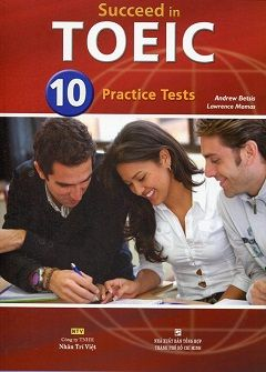 Succeed in TOEIC: 10 Practice Tests