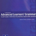 Advanced Learner's Grammar