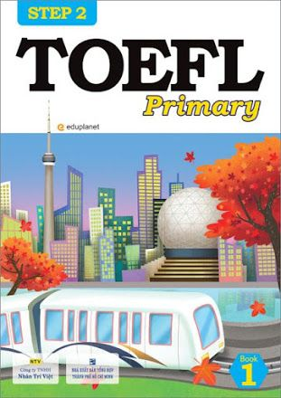 TOEFL Primary - Step 2 Book 1