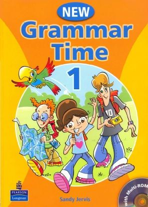 New Grammar Time Series 1 SB